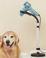 Pet Dog Grooming Tools Hands Free Blow Dryer Stand Human Hair Styling Manicure