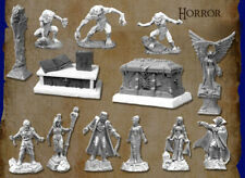 Reaper Miniatures Bones 4 Kickstarter - 13 Horror Miniatures