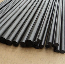 10PCS 7 mm x 500mm carbon fiber rods For RC Airplane Strengthen Rod High Quality