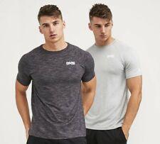 GYM365 - 2 Pack Slub T-Shirt (Multi) Mens