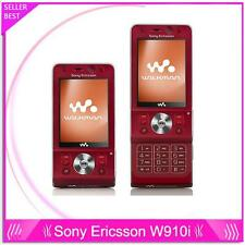 Original Sony Ericsson W910 W910i 3G 5MP Bluetooth Mobile Slider Phone