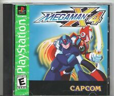 Video Game - Sony PlayStation - MEGAMAN X 4 - Pre-Owned