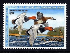 US SCOTT#RW54  -  FEDERAL DUCK - MINT NEVER HINGED -  SCV $15.00