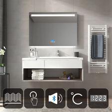 Badspiegel Led Uhr Gunstig Kaufen Ebay