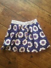 French Designer DP...AM Girls Skirt 3 Years Lined Floral