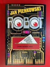 Jan PIENKOWSKI - ROBOT , Mondadori (ITA 1° Ed 1981) Libro POP UP ANIMATO