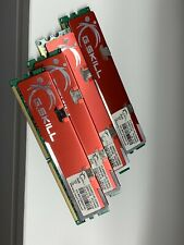 (4) 1gb DDR2 ram Desktop Memory GSKILL PC2-6400