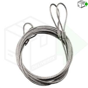 NEW GARADOR C - TYPE Doors CABLES 1999 - 2002 wires Garage Door Spares No. 1157