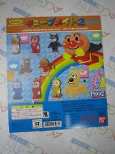 Soreike! Anpanman Cube Mate 2 Gashapon Toy Machine Paper Card Bandai Japan
