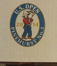 2014 Us Open Pinehurst No. 2 Art and Stone Coaster Set