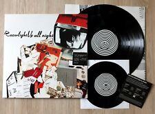 """Razorlight - Up All Night LP Vinyl + 7"""" Single 2004 ORIG Vertigo Excellent"""
