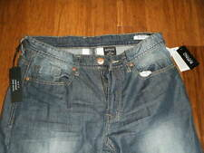 NWT BUFFALO DRIVEN BASIC STRAIGHT BLUE JEANS 31 x 32 GENUINELY CONTRASTED $109