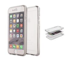 iPhone 6 PLUS 5.5'' Front and Back Case. Full 360 Silicone Gel Cover