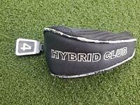 JP Lann Golf 4 Hybrid Wood Headcover  / gw00138