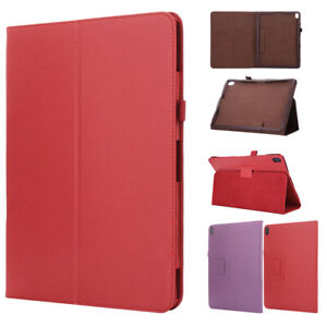 Stand Tablet Case For Lenovo Tab E10 TB-X104F 10.1'' PU Leather Shockproof Cover
