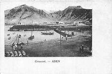 Yemen Aden Crescent Ships Boats