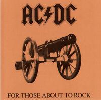 AC/Dc - Para Esos Sobre A Rock (Nosotros Saludo You) [Digipack] Nuevo CD