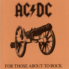 Ac/dc - For Those About To Rock (we Salute you) [digipack] NEW CD