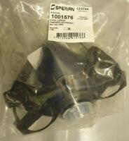 Halbmaske (Groß) Sperian 1001576 Atemmaske Schutzmaske ohne Filter L Large