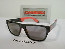 Carrera 5002 Grigio Rosso Gray Red Large Occhiali Sole sunglasses New Original