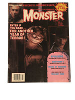 MONSTER LAND Magazine - March, 1986 - FREDDY KRUEGER