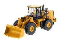 1/87 Cat 966M Engineering Car Wheel Loader Trucks Diecast Model Toy 85948