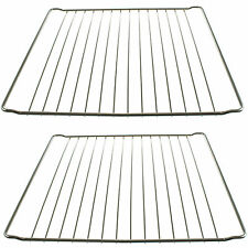 2 x 365mm x 395mm Strong Wire Oven Shelves Shelf Rack Grids for BELLING Cookers