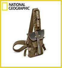National Geographic NG A4567 Africa Small Sling Bag for Point & Shoot camera kit