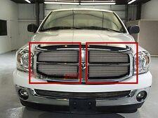 Billet Grille Insert 06 07 08 Dodge Ram Front Grill Upper Aluminum D65719A