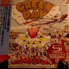 GREEN DAY DOOKIE JAPAN SHM MINI LP CD NEW/SEALED