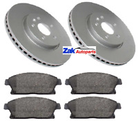 VAUXHALL MOKKA 2012-2016 FRONT 2 BRAKE DISCS AND BRAKE PADS SET NEW (300MM)