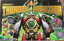Power Rangers MightyMorphin Legacy Action Figure- THUNDER MEGAZORD NEW Christmas