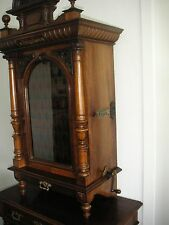 "Polyphon Automat para 1900 Antique Germany Music Box automaton Discs 19 5/8"""
