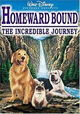 Homeward Bound: The Incredible Journey / DVD Dogs Adventure Movie 1997 / Disney