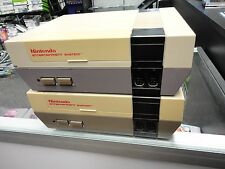 Original NES NINTENDO systems 2 consoles only