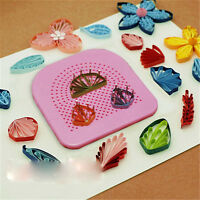 1Pc Paper Quilling Crafting DIY Paper-Rolling Tool Origami Guide Craft Kit HS