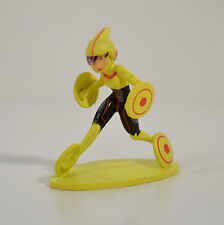 "2014 Go Go Tomago 2"" Mini PVC Action Figure Cake Topper Disney Big Hero Six 6"