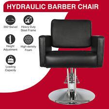 Salon Hair Styling Chair Beauty Salon Hair Beauty Spa Equipment PU Barber Chair