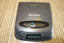 Sony Discman CD Player Mega Bass D-202 (213) Krächzt im Ton