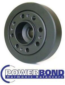Powerbond Harmonic Balancer Holden V8 253 304 308 4.2L 5.0L 5.7L HB1081N
