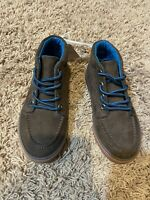 Gymboree Boys Brown High Top Boots Size 10 NWT
