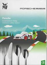 WMF Porsche Museum Kinderbesteck 935/78 4-teilig Cromargan Edelstahl Rostfrei