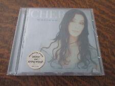 cd album CHER believe