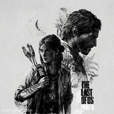 """032 The Last of Us 2 - Part II Ellie Zombie Survival Horror Game 14""""x14"""" Poster"""