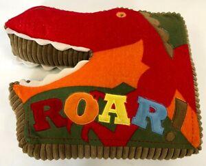 Target Circo Kids Roar and Stomp T Rex Trex Head Dinosaur Throw Accent Pillow