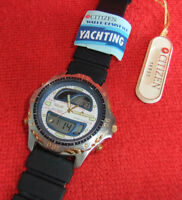 CITIZEN - Promaster - C211 - Yacht Timer - Chronograph - VINTAGE - NEU !!!