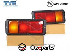 Pair Lhrh Rear Bumper Bar Tail Light For Mitsubishi Pajero Nh Nj Nk Nl 9100 Fits 1998 Mitsubishi