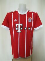 Bayern Munich 2017/2018 Home Size L Adidas shirt jersey trikot football soccer