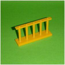 * Playmobil System X Zaun Geländer silber zum Bauernhof 4490 *