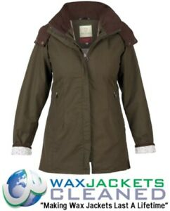 Clean & Rewaxing Service for Welligogs Wax Jackets All Makes All Sizes / Colours